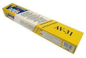 Elektrodai AV-31 2.5*350 mm 1 kg