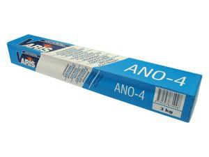 Elektrodai ANO-4 2.5*350 mm 3 kg
