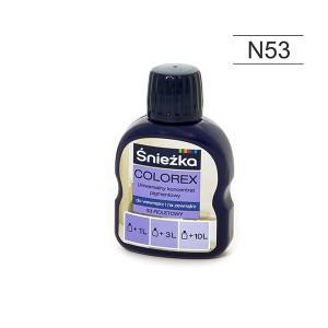 Pigmentas COLOREX violetinis 100 ml N53 Sniežka (20)