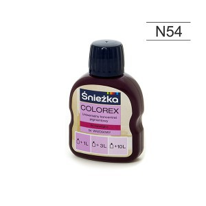 Pigmentas COLOREX viržinis 100 ml N54 Sniežka (20)