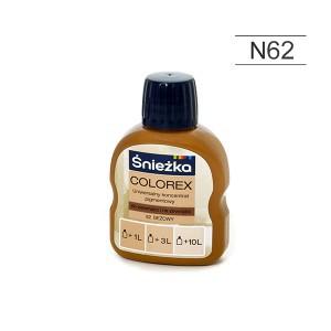 Pigmentas COLOREX baltinta kava 100 ml N62 Sniežka (20)