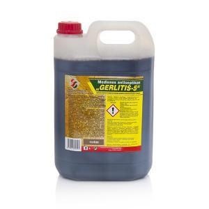 Antiseptikas GERLITIS-5 rudas  5 kg (1)