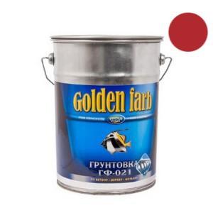 Gruntas GF-021 raudonai-rudas 6 kg GOLDEN FARB Chimik (3)