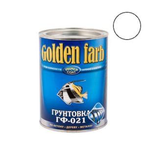 Gruntas GF-021 baltas 0.9 kg GOLDEN FARB Chimik (6)