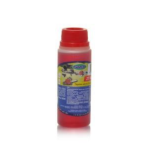 Alyva dvitakčiams varikliams 2T 100 ml SAVEX (raudona)