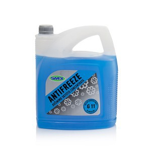 Aušinimo skystis ANTIFREEZE G11 konc.  5 L (mėlynas) Savex