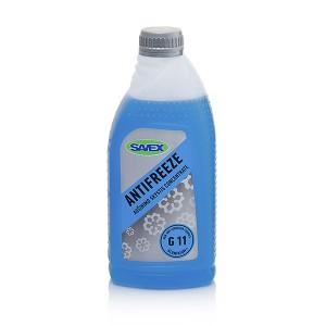 Aušinimo skystis ANTIFREEZE G11 konc. 1 L (mėlynas) Savex