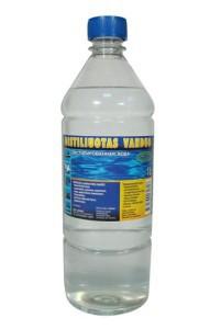 Вода дистилирована 1l
