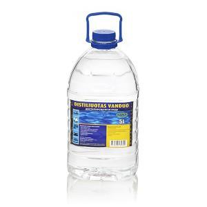 Вода дистилирована 5l