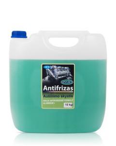 Aušinimo skystis ANTIFREEZE -35* 10 kg (žalias) Savex