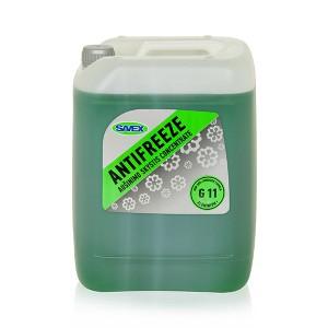Aušinimo skysčio koncentratas 97% 10 kg (žalias) Savex