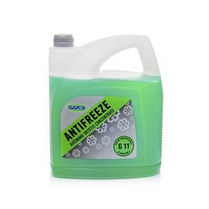 Aušinimo skystis ANTIFREEZE G11 konc. 5 L (žalias) Savex