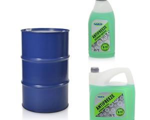 Aušinimo skystis ANTIFREEZE G11 -35*  kg (žalias) Savex