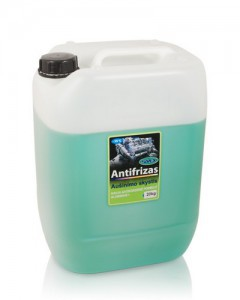 Aušinimo skystis ANTIFREEZE G11 -35* 20 kg (žalias) Savex