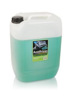 Coolant Antifreeze -35*C  20 kg  (green) SAVEX