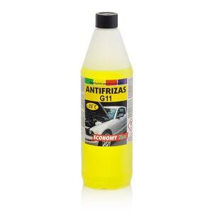 Coolant Antifreeze -35*C  (ECONOMY LINE)  1 kg  (yellow)