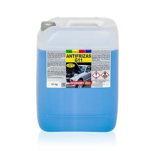 Antifrizas -35*C ECONOMY LINE 10 kg (mėlynas)
