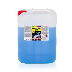 Antifrizas -35*C ECONOMY LINE 20 kg (mėlynas)