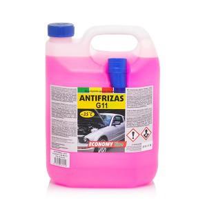 Antifrizas -35*C ECONOMY LINE  5 kg (raudonas)