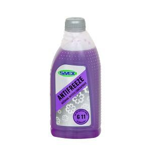 Coolant ANTIFREEZE G13 ( concentrate ) 1 l  (violet) SAVEX