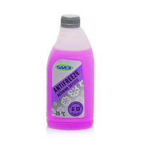 Coolant ANTIFREEZE -38*C G13  1 l  (violet) SAVEX