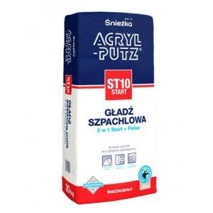 Glaistas-tinkas AKRYL-PUTZ START ST10  5 kg Sniežka (4)