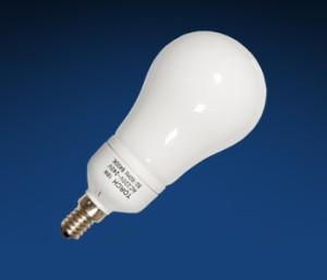Lemputė 18W taupanti energiją O apvali E14 HY-O-14