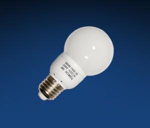 Lemputė 20W taupanti energiją O apvali E14 HY-O-14