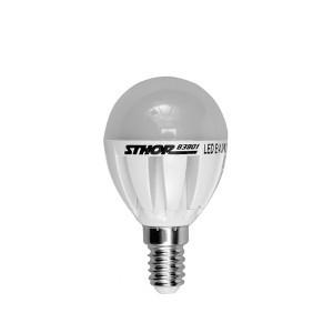 Lemputė LED P45 E14 230V 3W 210LM 3000K 83801 STHOR išp.