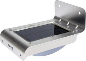 Šviestuvas įkraunamas saulės energija 16 SMD LED YT-81855 YATO