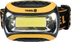 Žibintuvėlis ant galvos su diržu LED 3W 88676 Vorel