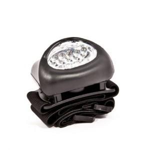 Žibintuvėlis ant galvos su diržu 5 LED CE 071572 TIKMU