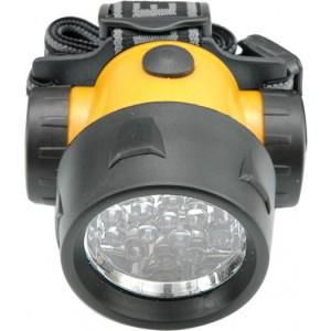 Налобный светодиодный фонарь (17LED)