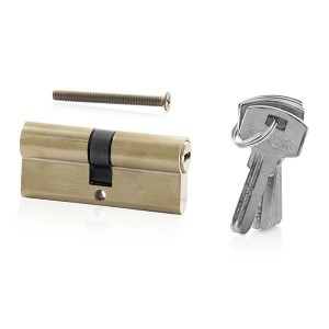 Cilindras spynai 70 mm su 5 raktais (12)