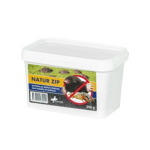 Dirvos priedas kurklių ir kurmių naikinimui NATURZIP 300 g (12)
