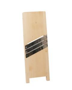Pjaustyklė medinė 3-jų peilių maža 40x15 cm Lenkija SZA0025