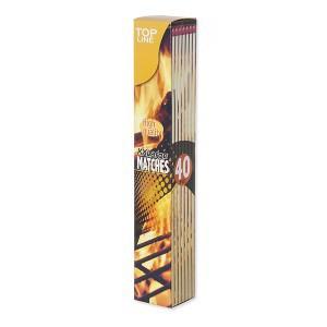Degtukai ilgi BBQ XXLarge 40 vnt. 280 mm TOP LINE 871125229396 Indija