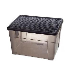 Dėžė plastikinė 20 ltr. moka spalvos 800350730860