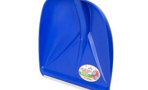 Kastuvas grūdams pl. 39.5*42 cm mėlynas su juosta be koto SHELL 5201/B Italija