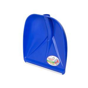Kastuvas sniegui pl. 39.5*42 cm mėlynas su juosta be koto SHELL 5201/B Italija