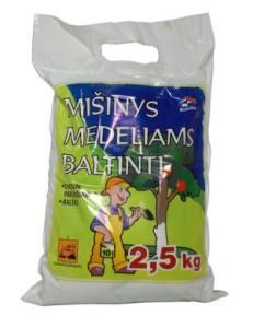 Medelių balinimo priemonė 2.5 kg maišelis (10)