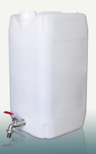 Kanistras vandeniui plastikinis maistinis 30 l su kranu (6)