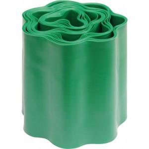 Tvorelė vejai plastikinė žalia 9 m*10 cm 88700 FLO Lenkija