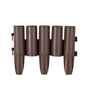 Tvorelė daržui 8 vnt. 23.5*28 cm ruda/pilka GARDEN LINE DOS2361