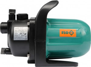 Pompa daržo su nailonine galvute 600 W 79912 FLO išp.