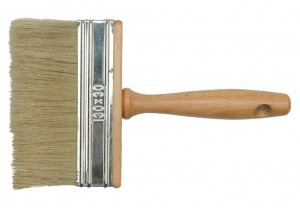 BRUSH FOR WALL PAPERS 130MM