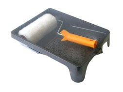 PAINT ROLLER 180MM TRAY SET