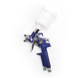 """Pistoletas dažymui viršutinis indas mini size 1/4"""" 0,8-1,0 mm YM596 (1)"""