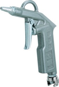 Pistoletas prapūtimui trumpas 1.2-3 bar 81640 Vorel