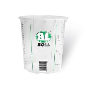 Indas matavimui plastikinis 2240 ml BOLL 0070234